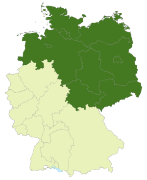 Under 19 Bundesliga - Bundesliga North/Northeast