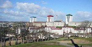 Devonport, Plymouth - Image: Devonport