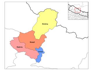 Dhaulagiri Zone Zone in Nepal