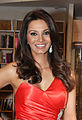 Diana Hayden launches her own book on women's grooming 03 (cropped).jpg