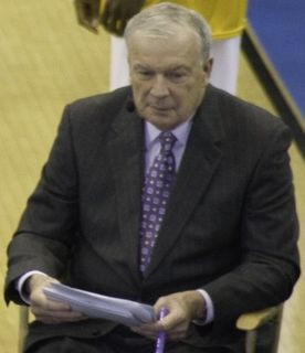 Digger Phelps American basketball player, coach, announcer