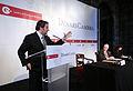 Dinar Cambra amb Jordi Hereu, alcalde de Barcelona, el 3 de maig de 2011.jpg