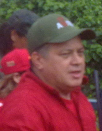 2010 Venezuelan parliamentary election - Image: Diosdado Cabello april 2011
