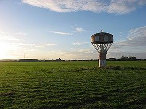 Gormanston Camp - Image: Disused aerodrome, Gormanston, Co. Meath geograph.org.uk 598202