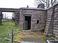 Disused outbuilding in the grounds of Riber Castle - geograph.org.uk - 732829.jpg