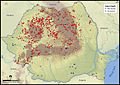 Ditribution of anguis fragilis in romania.jpg