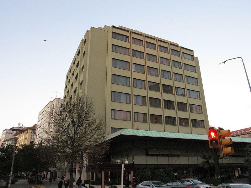 File divan hotel wikimedia commons for Divan hotel istanbul