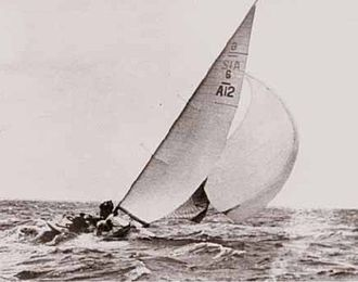 Sailing at the 1948 Summer Olympics – 6 Metre - Silver medalist