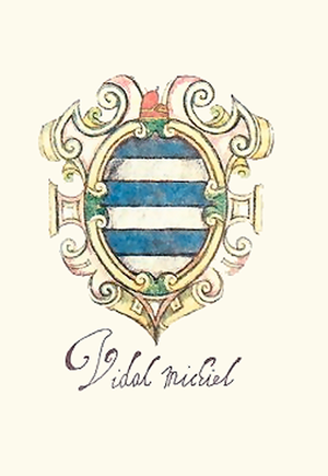 Vitale I Michiel - Coat-of-arms of Vital I Michiel