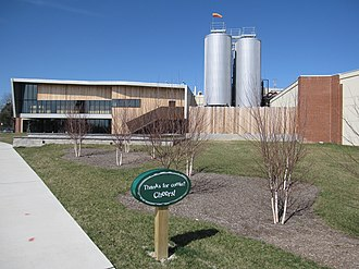 Dogfish Head Brewery - Distillery in Milton, Delaware