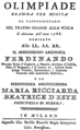 Domenico Cimarosa - Olimpiade - titlepage of the libretto - Mailand 1788.png