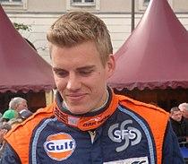 Dominik Kraihamer - Le Mans 2012.JPG