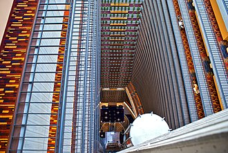 Atlanta Marriott Marquis - Image: Don't Look Down! (take 2 from Marriott Marquis) (4442661131)