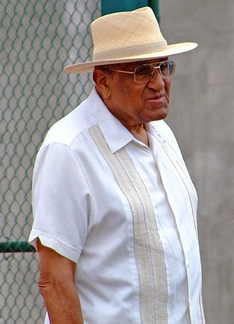 Don Newcombe - Newcombe in 2009