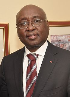 Donald Kaberuka Rwandan economist
