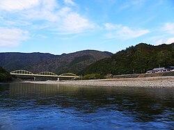 Doro Bridge on Kitayamakawa.jpg