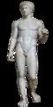 Doryphoros MAN Napoli Inv6011 (Policleto - Doriforo - fondo trasparente).png