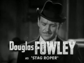 Douglas Fowley American actor (1911–1998)