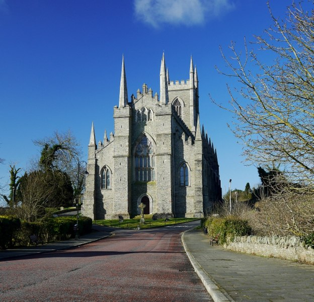 File:Down Cathedral - geograph.org.uk - 1773667.jpg
