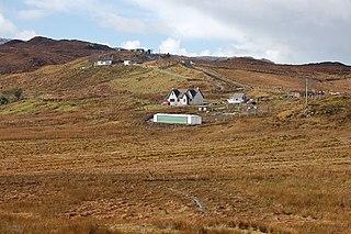 Drumfearn Human settlement in Scotland