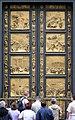 Drzwi Raju Lorenzo Ghiberti Florencja.jpg