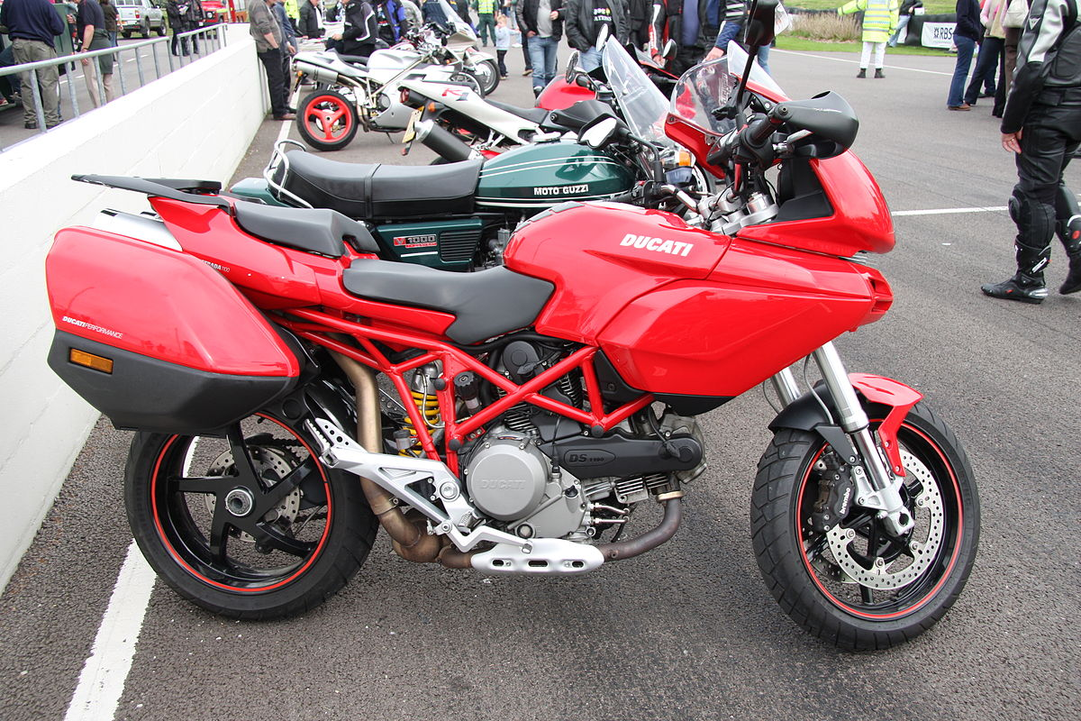 Ducati Ds Engine