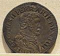 Ducato di ferrara, ercole III d'este, argento, 1534-1559, 02.JPG