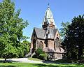 Duisburg Alter Friedhof 02 Kapelle.jpg