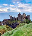 Dunluce Castle, Castle in Northern Ireland.jpg