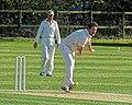 Dunmow CC v Felixstowe and Corinthians CC at Great Dunmow, Essex, England 042.jpg