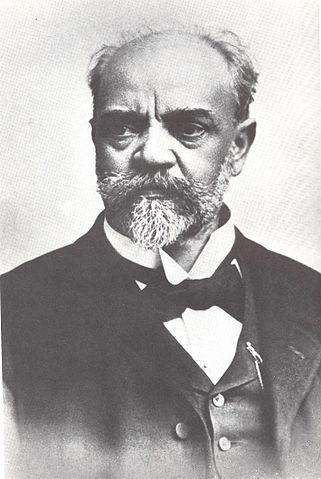 Портрет А. Дворжака, 1901г.