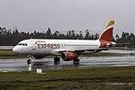 EC-JFH A320 Iberia Express SCQ.jpg