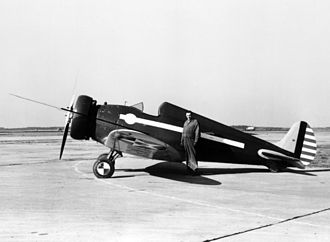 Boeing P-29 - Boeing YP-29A