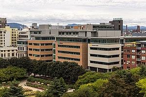 École nationale d'administration publique - Image: ENAP Teluq Ud Q