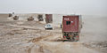 EPLS Cargo Transport Vehicles in Combat Logistic Patrol (CLP) in Afghanistan MOD 45153719.jpg