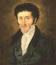 Portrait d'E.T.A. Hoffman