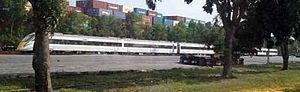 KTM Class 93 - Image: ETS 202 KTM Class 93 Port Klang