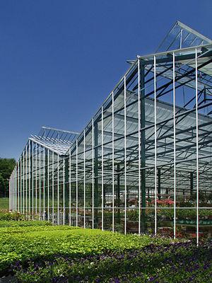 Garden centre - Image: Eagle Retail Garden
