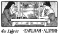 Earlham College bookplate.png