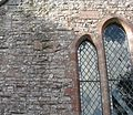 East Wall, St. James, Abson - The Abson Figure. - panoramio.jpg