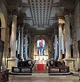 East end of St Philip's Cathedral, Birmingham (11071025145).jpg