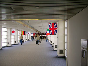 The Eastern Iowa Airport - Image: Eastern Iowa Airport