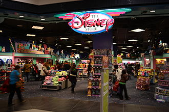 Disney Store - Disney Store in Toronto Eaton Centre