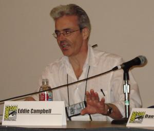 Campbell, Eddie (1955-)