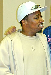Eddie Griffin American actor and comedian
