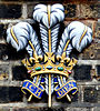 Ede Ravenscroft Burlington Gardens badge Prince of Wales.jpg