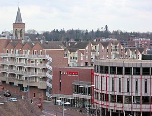 Ede, Netherlands - Ede city centre