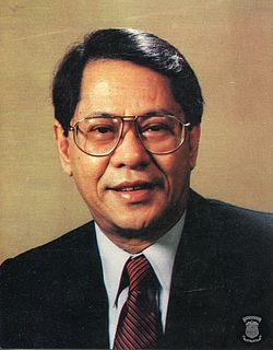 Edgardo Angara served as President of the Senate of the Philippines from 1993 to 1995