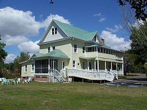 Groveland, Florida - Historic Edge House