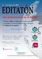 Editatón Día Internacional de la Mujer 2015 - Poster.png